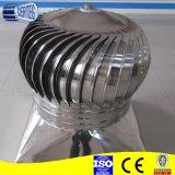 Ventiladores de ar de turbina eólica de aço inoxidável Steelvent