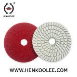 De goedkoopste Ceramische Oppoetsende Stootkussens van de Diamant, de Fabriek van de Oppoetsende Stootkussens van de Vloer