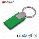 IDENTIFICATION RF Keyfob d'ABS d'indicateur de clé de la proximité 13.56MHz pour le contrôle d'accès