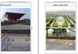 Con il sistema di sorveglianza del veicolo per l'aeroporto, abitudini, veicolo Securitymodel: At3300