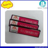 Etiquetas del compartimiento de la gestión de desechos del profesional RFID en las ruedas