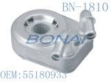 De Koeler van de Olie van de Motor van het aluminium/Radiator voor Opel/FIAT (OEM: 55180933)