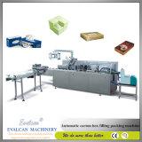 자동적인 조직 판지 상자 포장 기계장치 기계