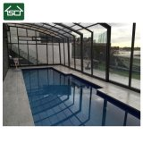 La pioggia inclemente del tempo di protezione, vento o nevica ' allegato della piscina 8