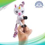 아이 재미있은 전기 애완 동물 작은 물고기 아기 원숭이 지능적인 핑거 장난감