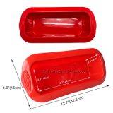 Commerce de gros Handmade DIY grand rectangle moule silicone le pain de savon