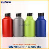 Botella de agua protectora ambiental china del acero inoxidable de los surtidores