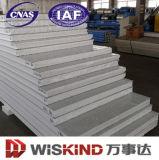 Panneau neuf des laines de verre ENV de matériau de construction