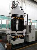 Polvere di ceramica di Paktat Yf-300CS che comprime una pressa idraulica delle quattro colonne