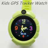 Вахта телефона малышей франтовской с отслеживать положения GPS в реальном масштабе времени