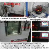 Lungamente 4000 volte ricaricabili che funzionano nella Banca mobile di potere di temperatura calda e fredda