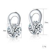 승진 선물 간단한 귀걸이 최고 판매 형식 금관 악기 보석 귀걸이