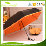 O mini guarda-chuva relativo à promoção o mais barato do bolso da dobra para o OEM