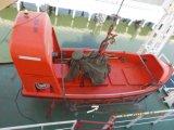 De twee doelen dienende Haak van de Versie voor de kraanbalk-Gelanceerde Boot van de Reddingsboot en van de Redding