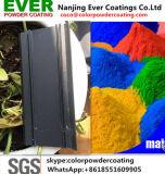 Vernice nera della polvere di Tgic del poliestere di struttura di Ral9005 Sandy