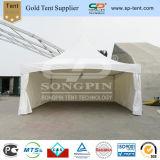 Luxe weißes wasserdichtes Spannkraft-Kabinendach-Zelt für Auto-Parken