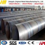 tubulação de aço de 1219mm S355j2h En10210 LSAW para o petróleo & o gás