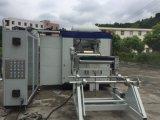 máquina de termoformação com Empilhador de vidro