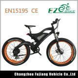 特大タイヤが付いている軽量の高い発電の電気バイク