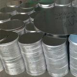 3003, 3004, círculo de la hoja del aluminio 3005 para la embutición profunda