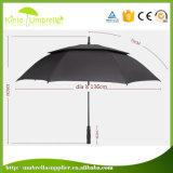 Parapluie protégeant du vent de golf de Double couche de panneaux de la bonne qualité 30inch 8