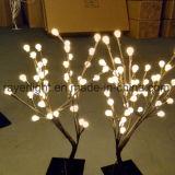 Weihnachtstisch Decorationsled Ahornholz-Baum-Licht des Ahornholz-Entwurfs-LED