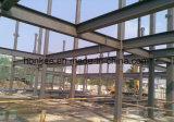 Гальванизированный сарай фабрики стальной структуры