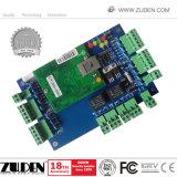 RFID de huellas digitales de control de acceso a la puerta con TCP /IP Webserver