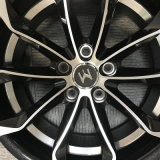 2018 Новая конструкция реплики горячей воды для легкосплавных колесных дисков автомобиля легкосплавных колесных дисков
