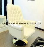 大きい椅子の金フィートのオフィスの椅子のアンカー椅子(M-X3454)の現代アメリカの革主任の椅子Ouの一定のオーガー