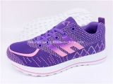 Les femmes exécutant des chaussures de sport Sneaker Chaussures de loisirs (FZJ0115-7)