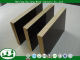 contre-plaqué commercial de garantie de qualité de 4FT*8FT avec le film antidérapage et noir/Brown pour la construction