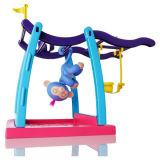 新しいデザイン6カラー対話型の子供のおもちゃのFingerlingsの赤ん坊猿