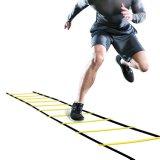 Großhandelsfußball-Fußball-Beweglichkeits-Strichleiter-Training
