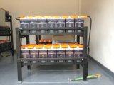 Gnz Hengming400 1.2V300AH KPM400 Tipo de bolsillo para baterías de Níquel Cadmio Rulindo subestación Rwanda