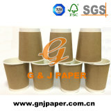 Heißer Verkauf alles Größen-kundenspezifischer einzelner Wand-Wegwerftee-Papiercup
