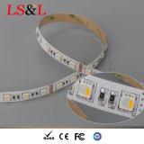 Lumière de corde de lumière de bande de la couleur DEL de RGBW 5050SMD