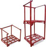 Сталь для тяжелого режима работы для объединения в стек в вертикальном положении для установки в стойку для поддонов