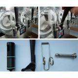 Congélateur commercial approuvé de neige fondue d'acier inoxydable de la CE