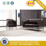 Sala de Estar moderno mobiliário doméstico sofá de couro (HX-S263)