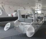 Liya 17pés consola central de PVC barco da costela 520