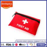 Bolso de kit al por mayor de los primeros auxilios de los suministros médicos para el hogar o al aire libre