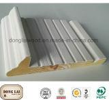 Conception de porte en bois de porte extérieure de haute qualité