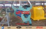 パイプラインの予熱装置または誘導加熱装置または圧力容器の加熱装置