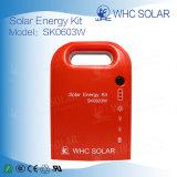 Whc Solar Lantern Portable 3W Solar Energy Light Kit for Home