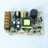 AC aan Schakelaar van de van de Hoofd apparatuur van de Monitor van de Veiligheid van gelijkstroom 12V 60W de Levering van de Macht van de Bestuurder 5A
