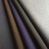 Tela oficial de la adaptación de las lanas, tela del juego de los hombres de las lanas, tela del poliester de las lanas