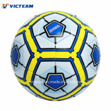 大きさのサッカーボールと決め付けられる卸し売りナイロン巻上げ