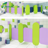 HPL Nursery School Kids Partition toilette durables