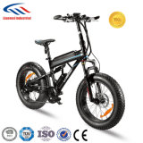 新しい弾丸モデル電気脂肪質の自転車